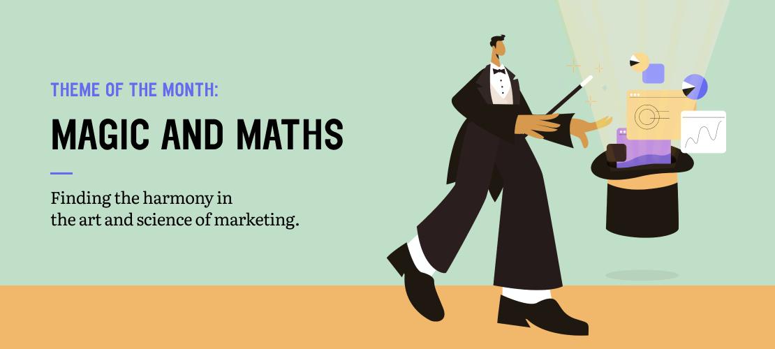 Magic and Maths