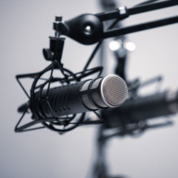 Competition in podcasting heats up